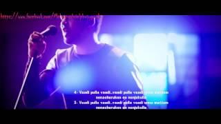Hiphop Tamizha   Vaadi Pulla Vaadi on screen lyrics
