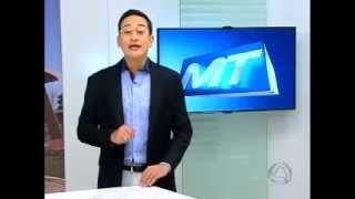 MTTV (Tangará da Serra) - Escalada e trecho inicial (28/11/2014)