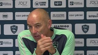 VIDEO: Avant Sochaux - HAC, interview de Paul Le Guen