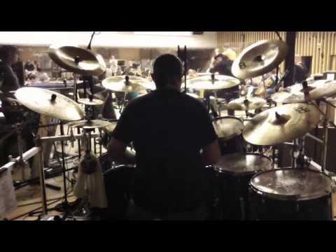"""Dimmu Borgir/Orchestra """"Gateways"""" Daray Drum Cam"""