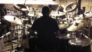 "Dimmu Borgir/Orchestra ""Gateways"" Daray Drum Cam"
