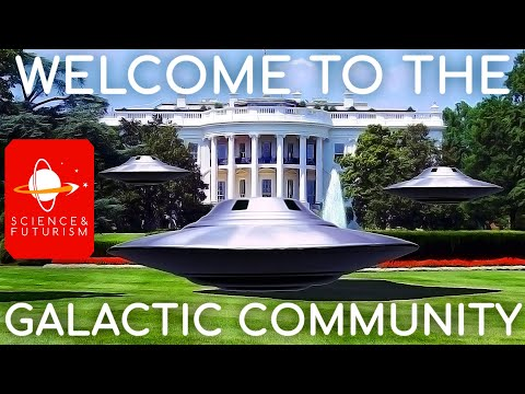 Welcome To The Galactic Community!
