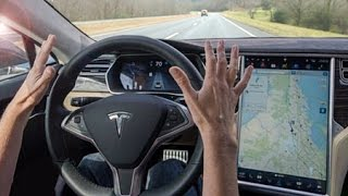 Tesla Autopilot Test Drive: Virtual Reality Experience