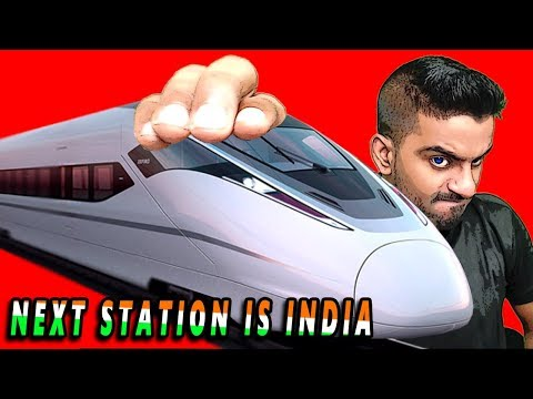 First Indian Bullet Train Project started || Profitable Deal for India Just See the Future