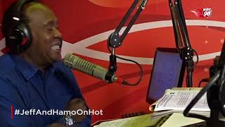 The Hot Breakfast :Peter Sammy Mwithi retired Army Officer