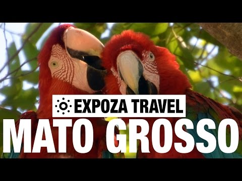 Mato Grosso Tour Vacation Travel Video Guide