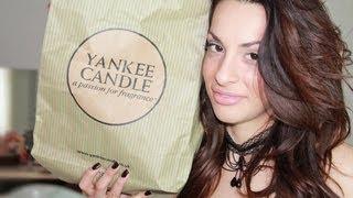 Yankee Candles Haul