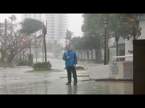 Special Report: Hurricane Irma makes landfall