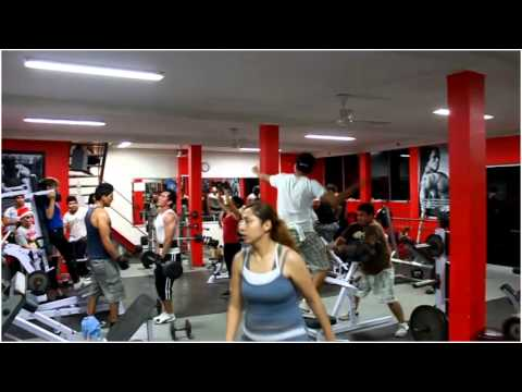 A.M. Fitness GYM Harlem Shake