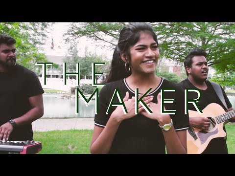 The Maker - Stella Ramola, Benny Visuvasam & Daniel Davidson (Chris August Cover)