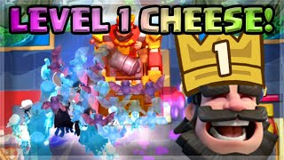 CHEAPEST 2.1 Elixir 🧀 Deck ON LEVEL1 ACCOUNT | Cheese Series🍊