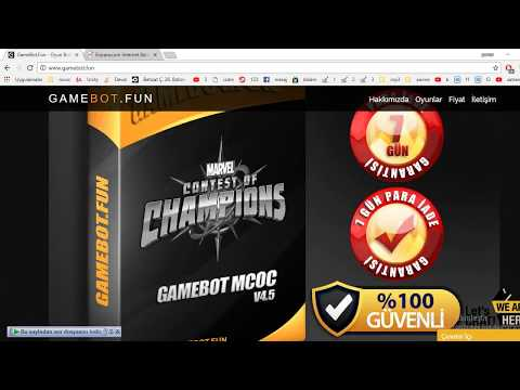 GameBot Fun - Oyun Botları