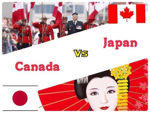 Japan vs. Canada: Culture Shock! 日本とカナダの違いに驚いた!