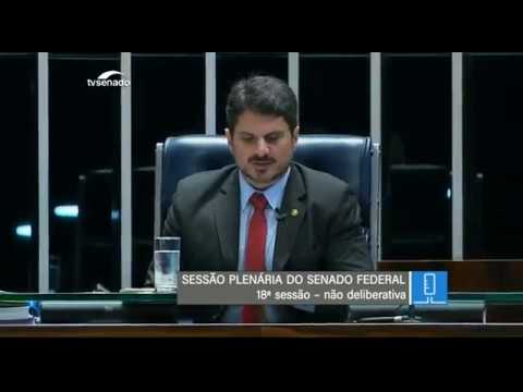 Discursos – Plenário do Senado – TV Senado ao vivo  - 08/03/2019