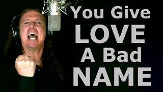 Bon Jovi - You Give Love A Bad Name - cover - Ken Tamplin Vocal Academy