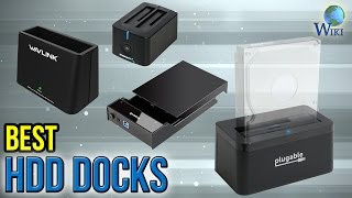 10 Best HDD Docks 2017