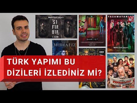 En İyi Türk İnternet Dizileri (2019)