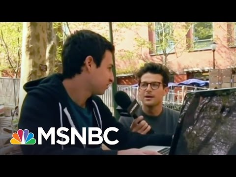 Donald Trump's Alma Mater, Wharton School, Speaks About Candidate | MSNBC