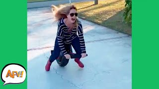 ONE Wheel?! ALL the FAIL! 🤣 | Funny Videos | AFV 2020