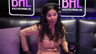 Interviewing Salli Richardson-Whitfield | BHL