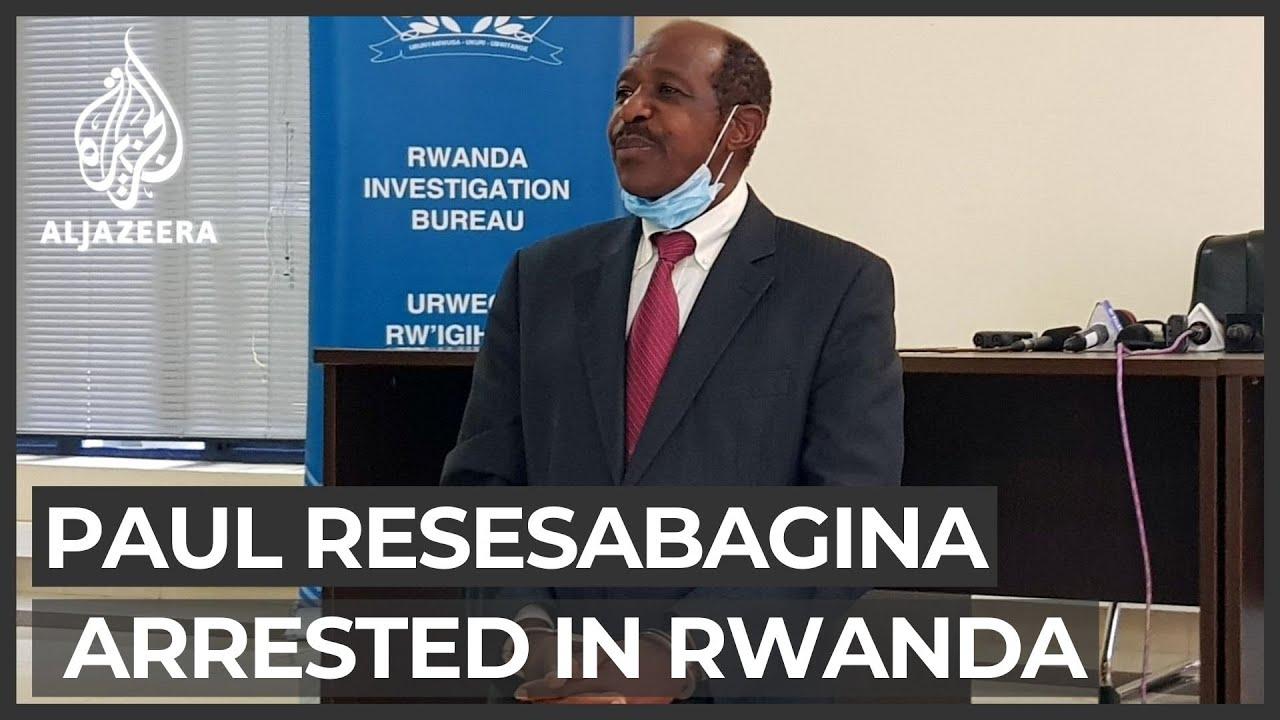 Download Hotel Rwanda film hero Paul Rusesabagina held on terror charges