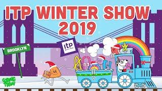 Live Stream Archive: ITP Winter Show 2019