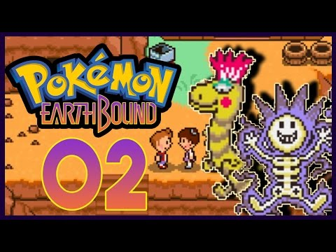 EarthBound Capsule Quest ( Pokemon Fan Game ) Part 2