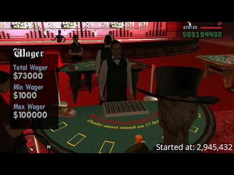 Earning 500k In 5Mins With Blackjack