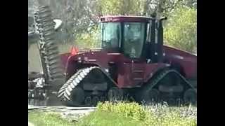 World's largest tractor Case IH Steiger® tractors   BigTractor