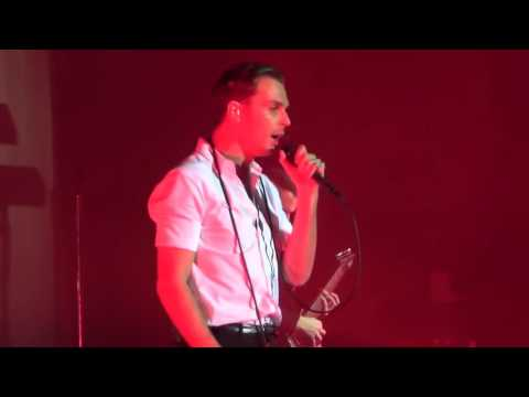 Hurts - Surrender Tour, Live @ Crocus City...