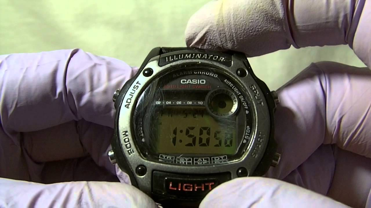 User manual for casio watch module 3225 owner's guide & instructions.
