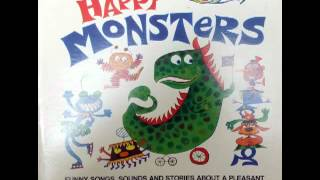 Happy Monsters - An Adventure in the Land of Ooog