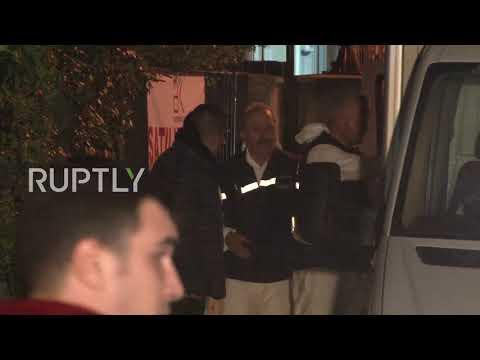 Turkey: Investigators leave Saudi consul's residence in Istanbul