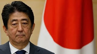 Parliament grills Japanese PM over suspected friend favor