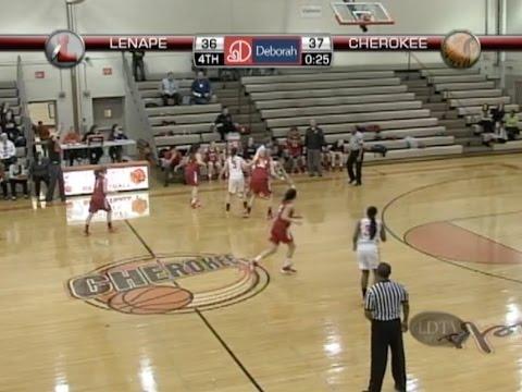 LDTV Sports: Lenape @ Cherokee Girls Basketball 1/6/15