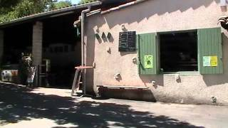 Camping Cevennes Provence - Anduze  - 2010