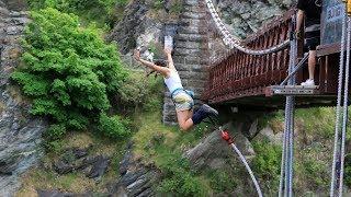 Kawarau Bridge Bungy Jump, Queenstown