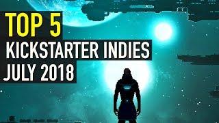 Baixar Top 5 Best Indie Games on Kickstarter - July 2018