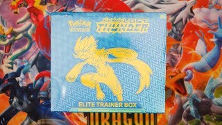 Lost Thunder Elite Trainer Box Opening!
