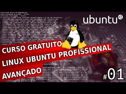 Curso de Linux avançado Terminal - 01 - abrindo o terminal e comandos básicos