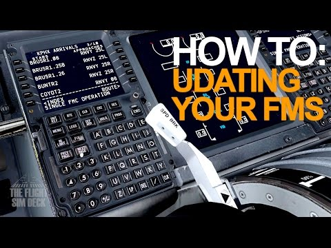 How To | Updating Your Flight Management System