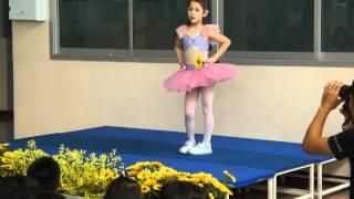 Lita Dancing - เพลงโทรจิก - Ektra Star Kids