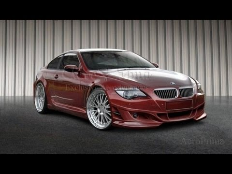 bmw 6 series e63 tuning body kits youtube. Black Bedroom Furniture Sets. Home Design Ideas