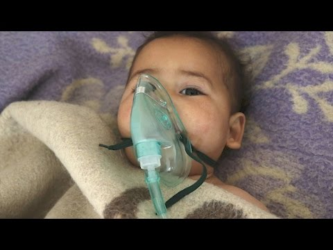 History repeats itself with the use of sarin gas in Syria