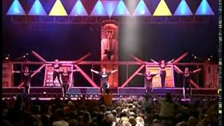DJ BoBo - THERE IS A PARTY & PRAY ( World In Motion Tour 1997 )