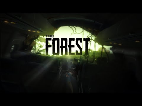 THE FOREST// NAKED WILD PEOPLE!!