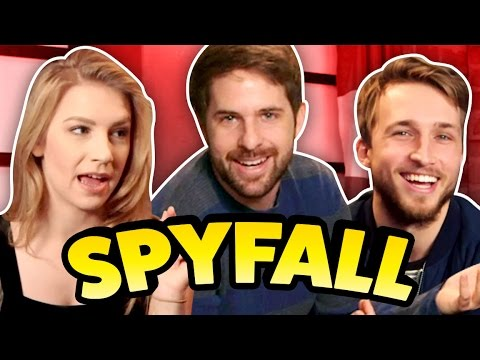 WHO'S THE SPY? W/ COURTNEY AND SHAYNE