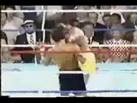 Thomas Hearns Vs. Roberto Duran Superfight 1984 Las Vegas