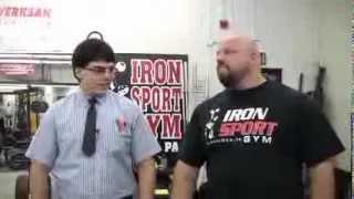 Ответ Iron Sport Gym рекламе Planet Fitness