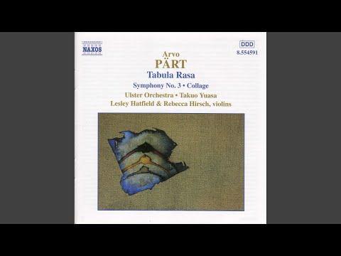 Symphony No. 3: Second Movement
